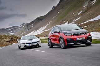 Fotos BMW i3 y BMW i3S Foto 24