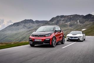 Fotos BMW i3 y BMW i3S Foto 26