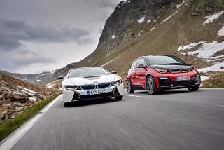Fotos BMW i3 y BMW i3S Foto 27