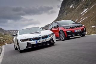 Fotos BMW i3 y BMW i3S Foto 28