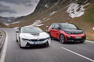 Fotos BMW i3 y BMW i3S Foto 29