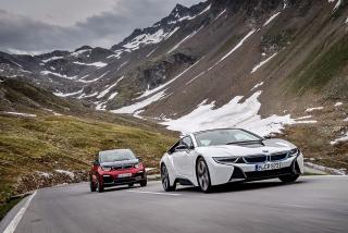 Fotos BMW i3 y BMW i3S Foto 30