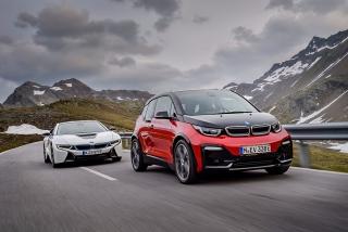 Fotos BMW i3 y BMW i3S Foto 31