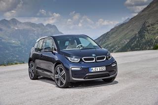Fotos BMW i3 y BMW i3S Foto 36