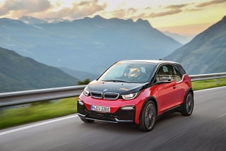 Fotos BMW i3 y BMW i3S Foto 102