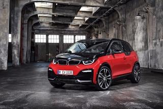 Fotos BMW i3 y BMW i3S Foto 122