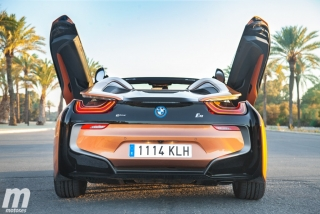 Fotos BMW I8 Roadster First Edition Foto 14