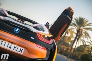 Fotos BMW I8 Roadster First Edition Foto 15