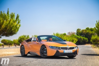 Fotos BMW I8 Roadster First Edition Foto 4