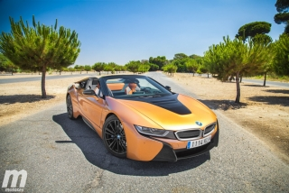 Fotos BMW I8 Roadster First Edition Foto 33