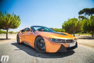 Fotos BMW I8 Roadster First Edition Foto 34