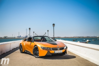 Fotos BMW I8 Roadster First Edition Foto 46