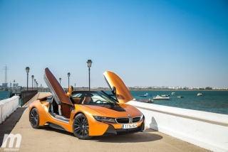 Fotos BMW I8 Roadster First Edition Foto 47