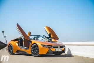 Fotos BMW I8 Roadster First Edition Foto 48