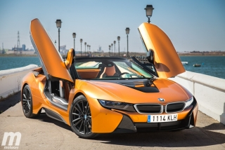 Fotos BMW I8 Roadster First Edition Foto 49