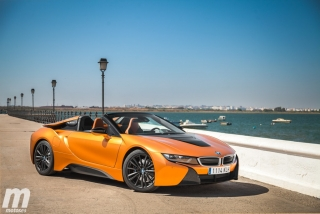 Fotos BMW I8 Roadster First Edition Foto 50