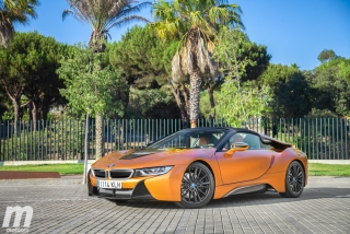 Fotos BMW I8 Roadster First Edition Foto 65