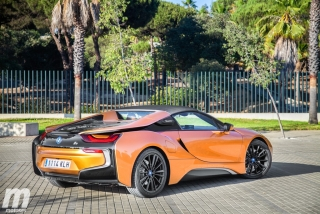 Fotos BMW I8 Roadster First Edition Foto 67