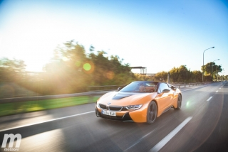 Fotos BMW I8 Roadster First Edition Foto 71