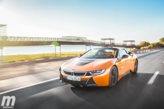 Fotos BMW I8 Roadster First Edition Foto 72