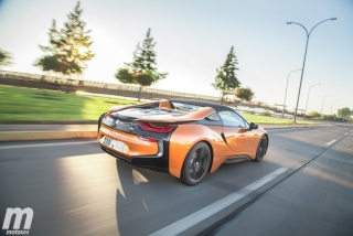 Fotos BMW I8 Roadster First Edition Foto 76