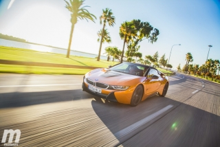 Fotos BMW I8 Roadster First Edition Foto 77