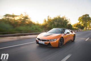 Fotos BMW I8 Roadster First Edition Foto 78