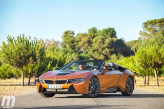 Fotos BMW I8 Roadster First Edition Foto 80