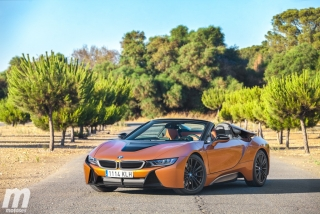 Fotos BMW I8 Roadster First Edition Foto 81