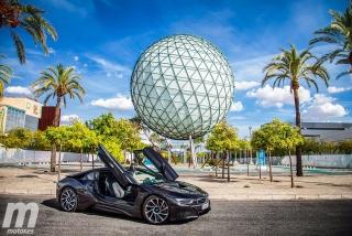 Foto 1 - BMW i8: la galería definitiva