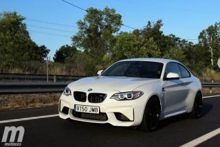Fotos prueba BMW M2 Coupé - Miniatura 10