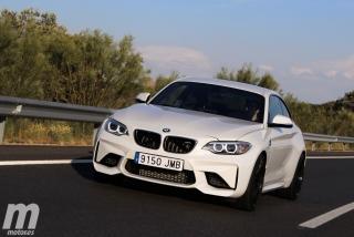 Fotos prueba BMW M2 Coupé - Miniatura 14