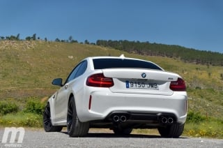 Fotos prueba BMW M2 Coupé - Miniatura 15