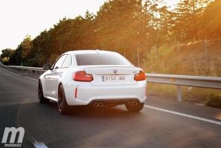 Fotos prueba BMW M2 Coupé - Miniatura 16
