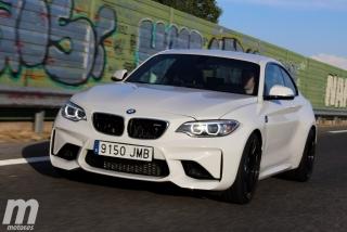 Fotos prueba BMW M2 Coupé - Miniatura 18
