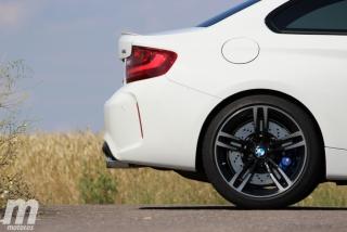 Fotos prueba BMW M2 Coupé - Miniatura 33