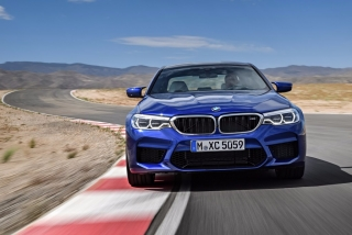 Fotos oficiales BMW M5 2018 - Foto 2