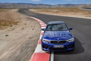Fotos oficiales BMW M5 2018 - Foto 4
