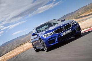 Fotos oficiales BMW M5 2018 - Foto 5