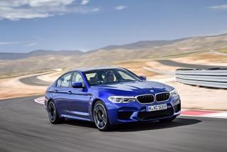 Fotos oficiales BMW M5 2018 Foto 8