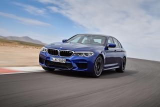 Fotos oficiales BMW M5 2018 Foto 9