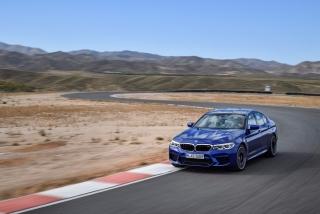 Fotos oficiales BMW M5 2018 Foto 10