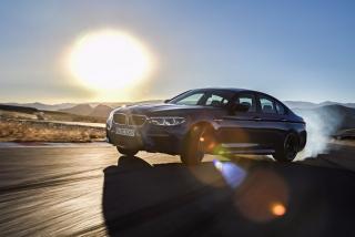Fotos oficiales BMW M5 2018 Foto 13
