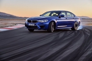 Fotos oficiales BMW M5 2018 Foto 15