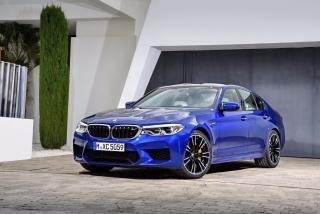 Fotos oficiales BMW M5 2018 Foto 16