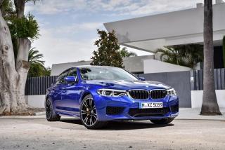 Fotos oficiales BMW M5 2018 Foto 18