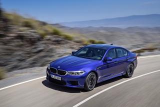 Fotos oficiales BMW M5 2018 Foto 19