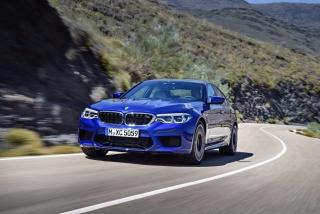 Fotos oficiales BMW M5 2018 Foto 20