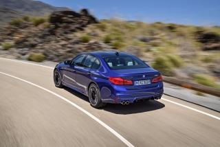 Fotos oficiales BMW M5 2018 Foto 22