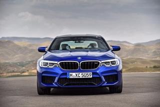 Fotos oficiales BMW M5 2018 Foto 23